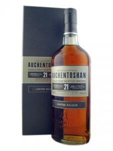 Auchentoshan 21 year old