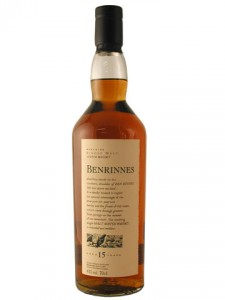 Benrinnes 15 year old