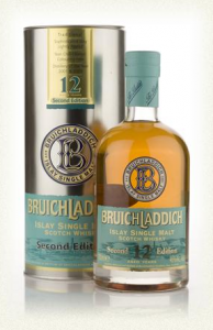 Bruichladdich 12 year old