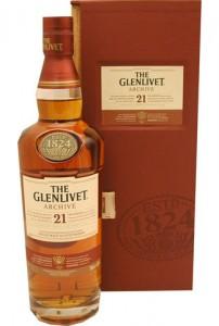 Glenlivet 21 year old