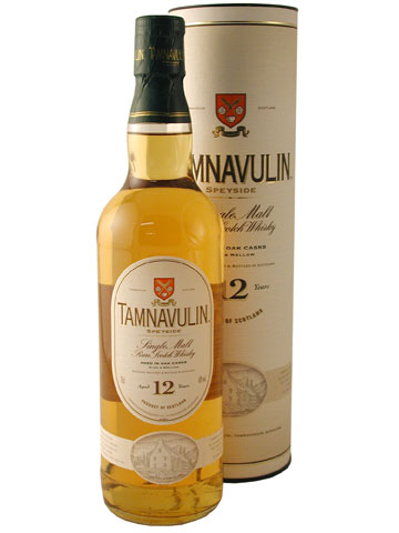Tamnavulin 12 Year Old Scotch Hunter A Guide To Single